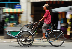 Cyclo (J Catlett) Tags: asian nikon asia seasia southeastasia tricycle vietnam pan nikkor panning 1870mm cyclo indochina 93points panningshot xichlo seasian xiclo