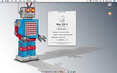 MacBook [new 2GB ram] (-Dave Shaw-) Tags: apple macintosh screenshot mac laptop tiger macosx 2gb 1048 macbook coreduo