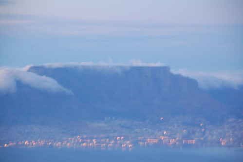 Table Mountain Greeting