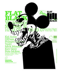 Flat Black (TADO DEATH BRIGADE) Tags: mckee black grey flat pete kev kidacne phlegm tado dedass martson