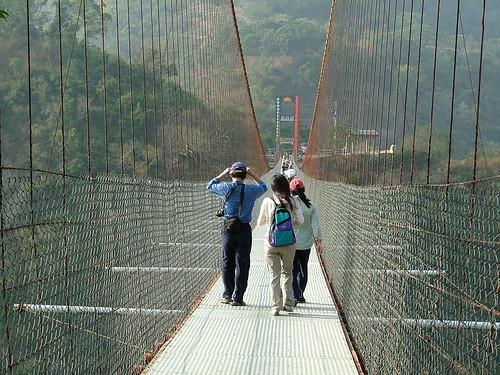 多納吊橋1