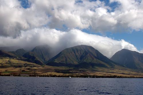 View of Lahaina