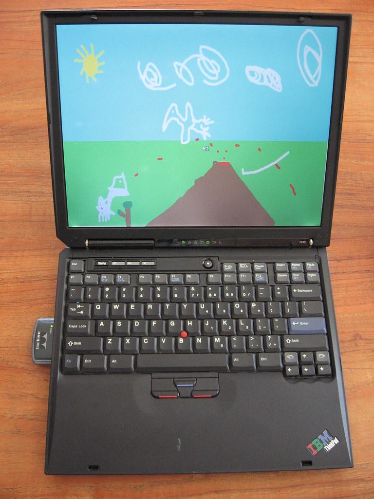 IBM R30 Thinkpad