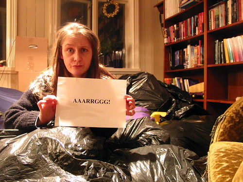 16.1.2007 - My living room *argh*