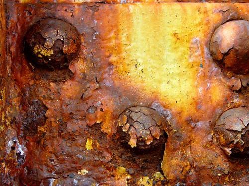 Crusty Rusty Bolts