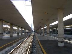 Florence Train Tracks