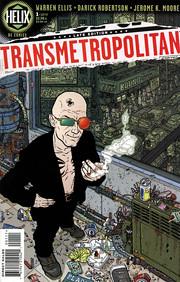 Vertigo Comics Transmetropolitan