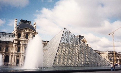 Louvre Paris L.M. Pie Architects