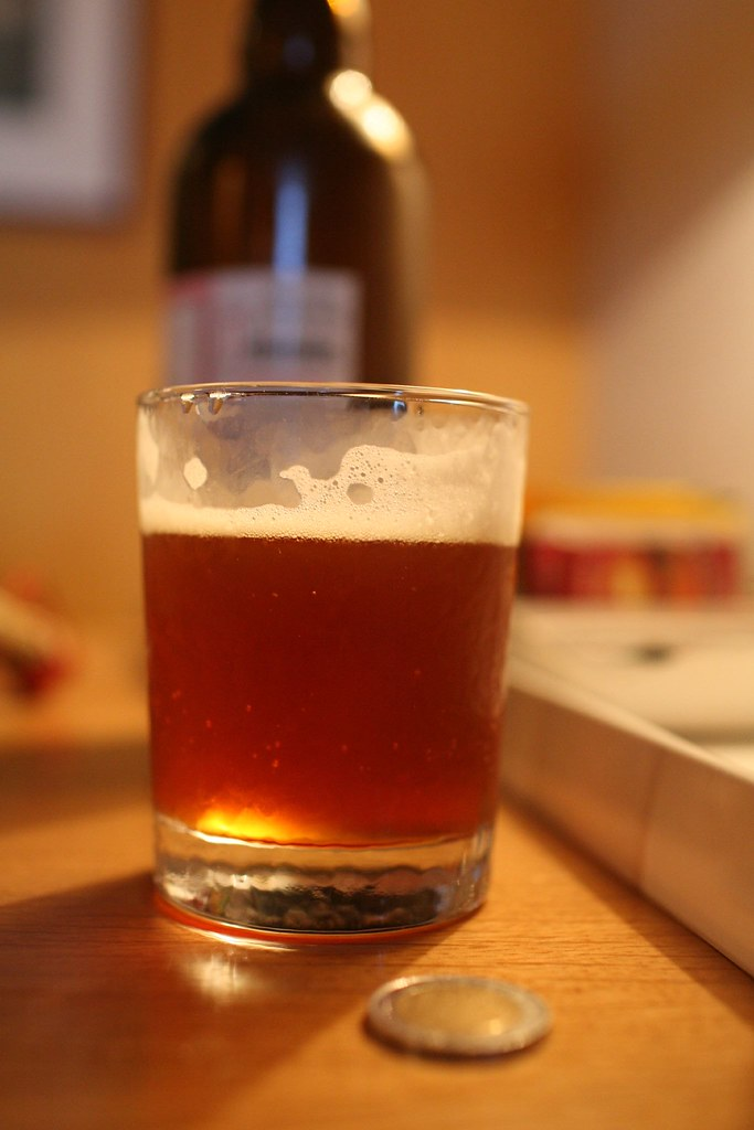 A Fine Burgundy (beer, that is)