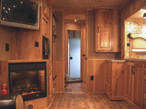 Sundowner Trailer Interior