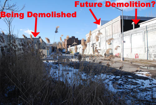 Gowanus Demolition One