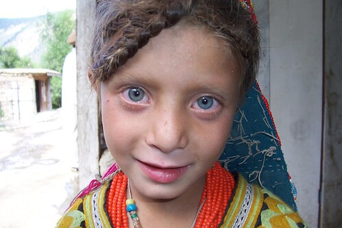 Kalash Girl Pakistan