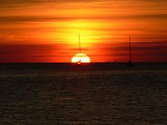 P9310 Yachts leaving Trieste at sunset (Haiku_Ted) Tags: sunset italy lumix yacht panasonic trieste triest dmcfz20 wochy zachdsoca mywinners holidaysvacanzeurlaub