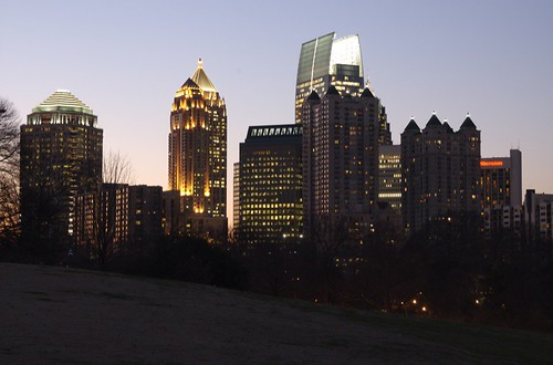 Skyline From The Park