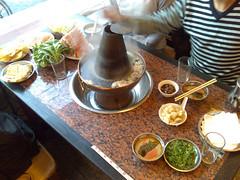 Mutton Hotpot