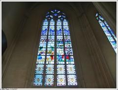 Cathédrale de Nantes (14) (Michel Craipeau) Tags: craipeau michel cathédrale nantes france religion art architecture histoire powershotpro1 canon vitrial vitraux vitrail craipeaumichel 44000 2007