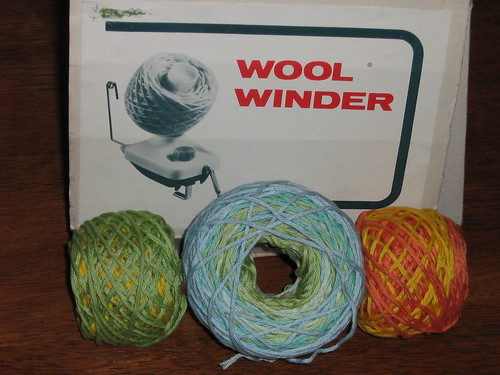 woolly windings!