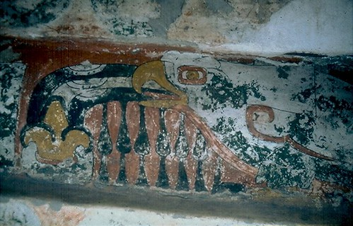 Pajaro de Teotihuacan por Ilhuicamina.