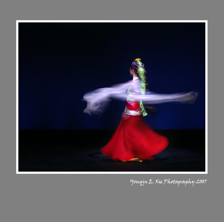 谢尤勤的摄影精品--纪念一位杰出的华人风光摄影家 ZT - Jennifer - 雨夜相思客
