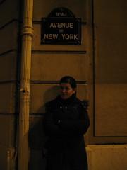 NY in Paris 2 (Selector M2) Tags: paris france eurotrip avenuedenewyork