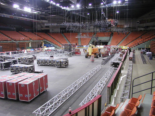 Metro centre after  load in