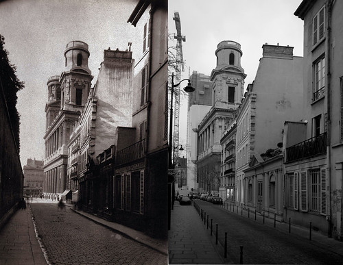Seeking out Atget