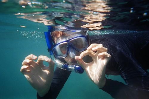 Snorkel Okay
