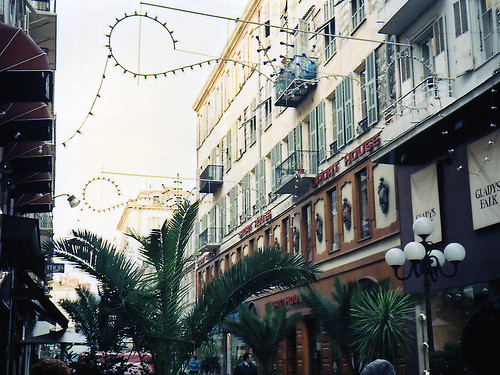 Paddock Café :: Nice の街にあるショッピングモール