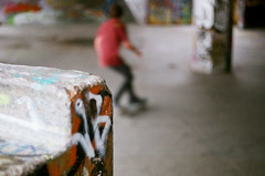 Skate blurr