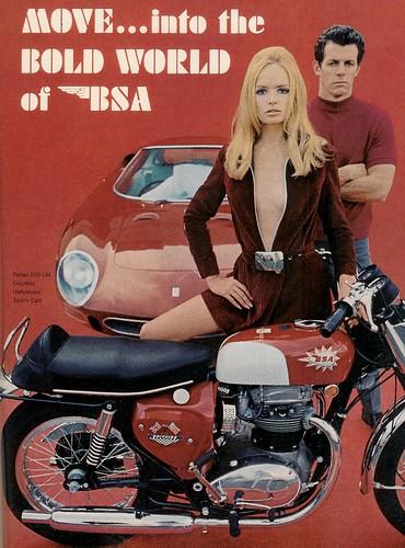 BSA 1968