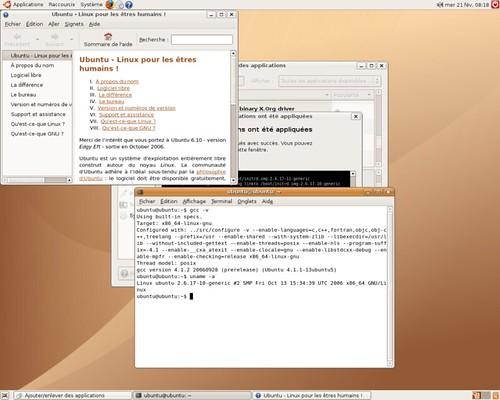 edgy 64 bits avec un AMD Sempron3100+