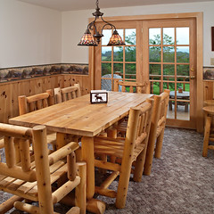 Cedar Cottage Dining Table