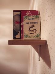 A new bookshelf