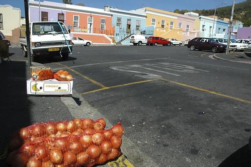 onions in bo kaap