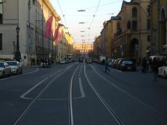 Maximilianstrasse Munich