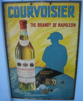 Courvoisier and Napoleon