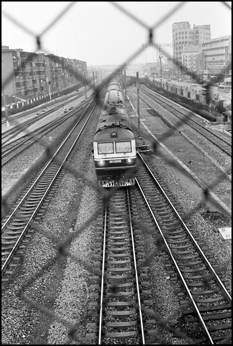 童年的火车