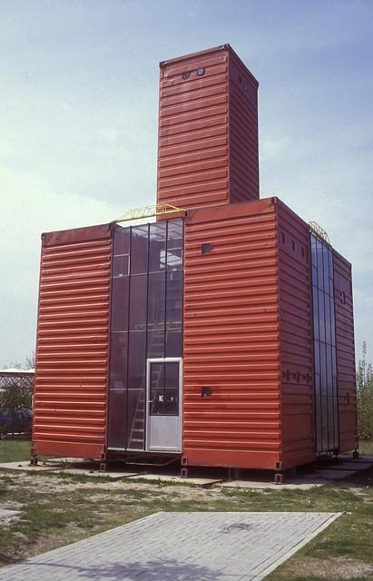 containerhuis, Almere