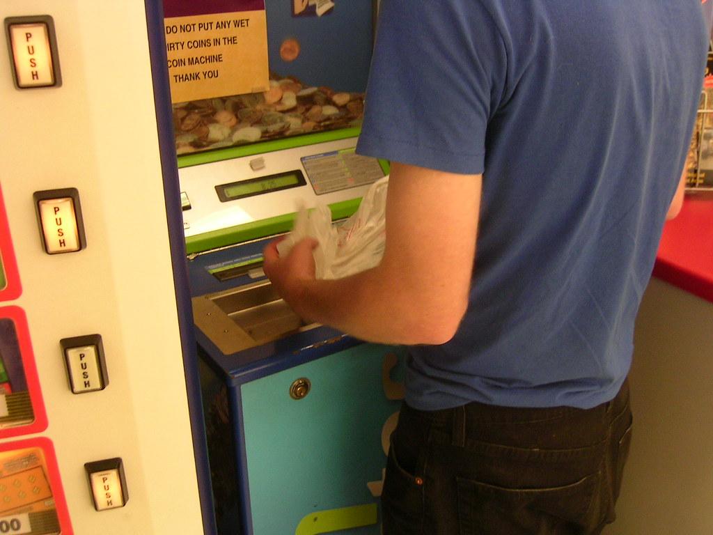 gift card machine at safeway