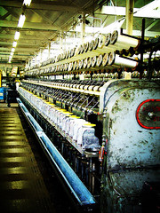 Duracord Factory (G-Me) Tags: duracord dunfermline factory industry machine lomo dunlop industrial manufacturing tccomp012