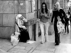 Not quite homeless yet (velvetart) Tags: poverty israel palestine contradiction