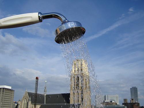Shower church