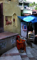 Assam Holy Man - by babasteve