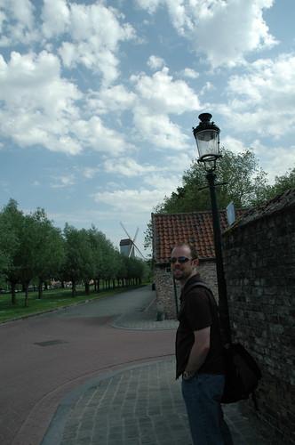 Gaunilo, windmill
