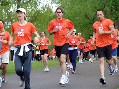 Run for your city 10 (pooyan) Tags: pooyantabatabaei pnvpcom peopleinthenews sport nike canada toronto centerisland run 2005