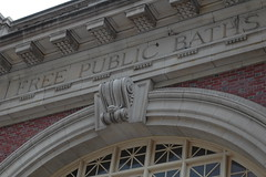 Free Public Baths by satanslaundromat, on Flickr