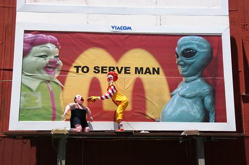 BLF: To Serve Man