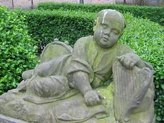 Buddha angel baby