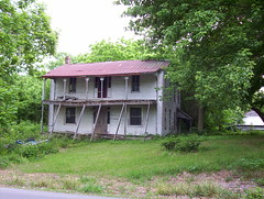 Old House in Burfordville Missouri (trint) Tags: burfordville semo missouri capegirardeau mill village rural oldhouse