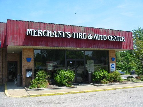 Merchant's Tire & Auto Center